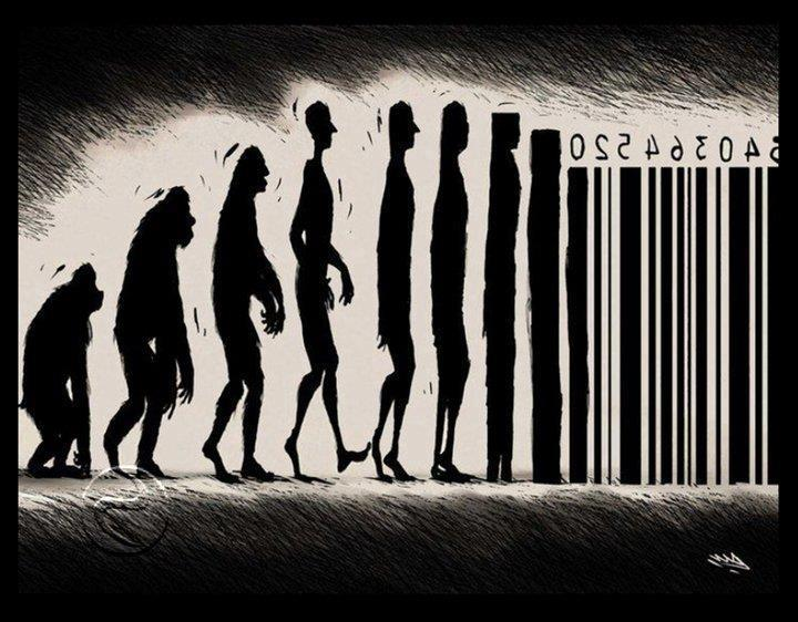 Bar Code zombies